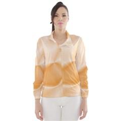 Colors In Motion,peach Wind Breaker (Women)