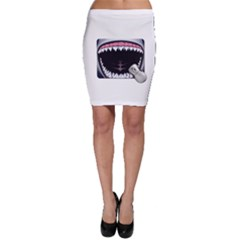 Collage Mousepad Bodycon Skirts