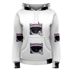 Collage Mousepad Women s Pullover Hoodies