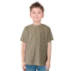 Cute Pretty Elegant Pattern Kid s Cotton Tee