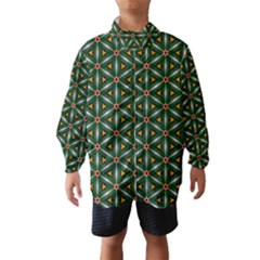 Cute Pretty Elegant Pattern Wind Breaker (Kids)