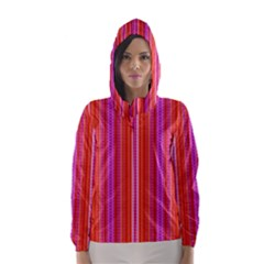 Pattern 1576 Hooded Wind Breaker (Women)