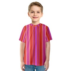 Pattern 1576 Kid s Sport Mesh Tees