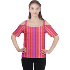 Pattern 1576 Women s Cutout Shoulder Tee