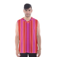 Pattern 1576 Men s Basketball Tank Top