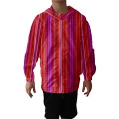 Pattern 1576 Hooded Wind Breaker (Kids)