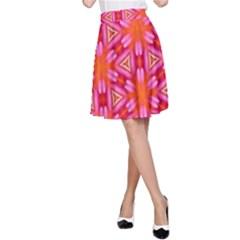 Cute Pretty Elegant Pattern A-Line Skirt