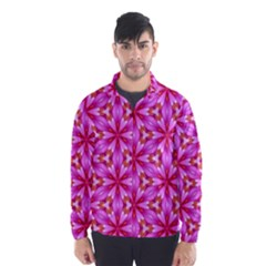 Cute Pretty Elegant Pattern Wind Breaker (men)