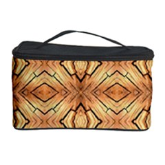 Faux Animal Print Pattern Cosmetic Storage Cases