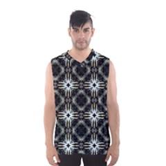 Faux Animal Print Pattern Men s Basketball Tank Top