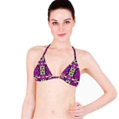 Rose Mandala  Bikini Tops