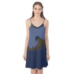 Ocean Waves Camis Nightgown