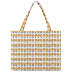 Happy Sunflowers Tiny Tote Bags