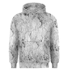 White Marble Men s Pullover Hoodies