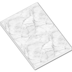 White Marble 2 Large Memo Pads