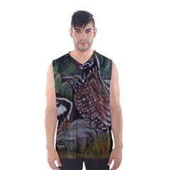 Bobwhite Quails Men s Basketball Tank Top