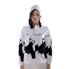Acrobat Hooded Wind Breaker (Women)