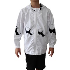 Acrobat Hooded Wind Breaker (Kids)