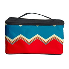 Chevrons and rhombus Cosmetic Storage Case