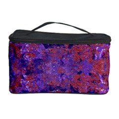 Intricate Patterned Textured  Cosmetic Storage Cases