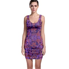 Intricate Patterned Textured Bodycon Dresses