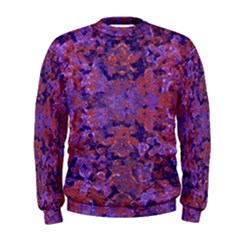 Intricate Patterned Textured Men s Sweatshirts