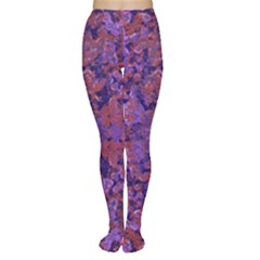 Intricate Patterned Textured Women s Tights