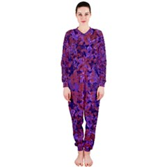 Intricate Patterned Textured OnePiece Jumpsuit (Ladies)