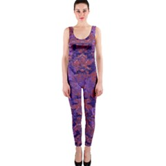 Intricate Patterned Textured OnePiece Catsuits