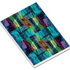Abstract Square Wall Large Memo Pads