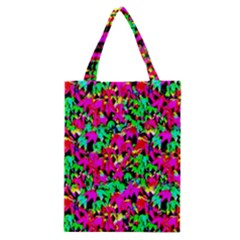 Colorful Leaves Classic Tote Bags