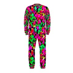 Colorful Leaves OnePiece Jumpsuit (Kids)