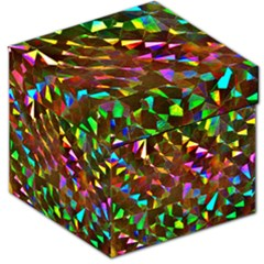 Cool Glitter Pattern Storage Stool 12
