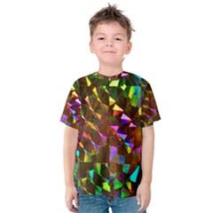 Cool Glitter Pattern Kid s Cotton Tee