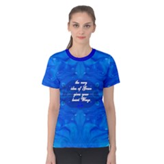 wings by saprillika Women s Cotton Tee