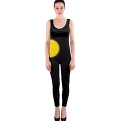 Cycle to the moon OnePiece Catsuits