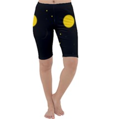 Cycle To The Moon Cropped Leggings