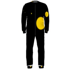 Cycle to the moon OnePiece Jumpsuit (Men)