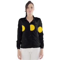 Cycle to the moon Wind Breaker (Women)