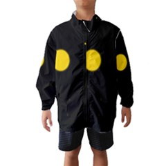Cycle to the moon Wind Breaker (Kids)