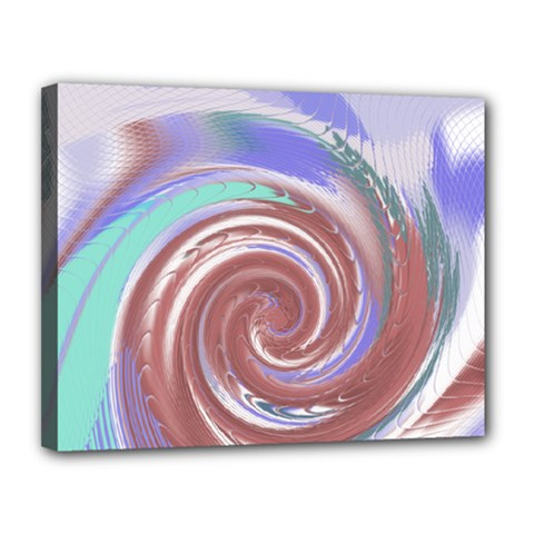 Whirlwind Canvas 14  X 11