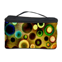 Colourful Circles Pattern Cosmetic Storage Cases