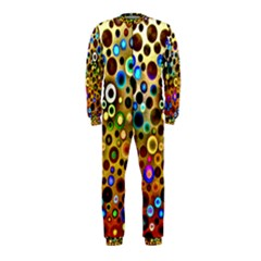 Colourful Circles Pattern OnePiece Jumpsuit (Kids)