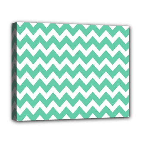 Chevron Pattern Gifts Deluxe Canvas 20  x 16