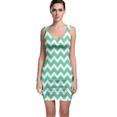 Chevron Pattern Gifts Bodycon Dresses