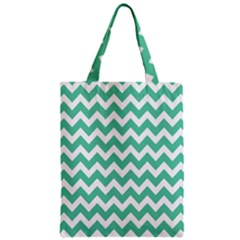 Chevron Pattern Gifts Classic Tote Bags