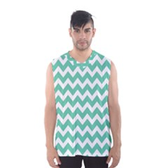 Chevron Pattern Gifts Men s Basketball Tank Top