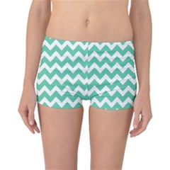 Chevron Pattern Gifts Boyleg Bikini Bottoms