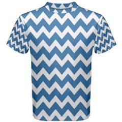 Chevron Pattern Gifts Men s Cotton Tees