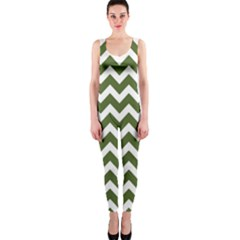 Chevron Pattern Gifts Onepiece Catsuits